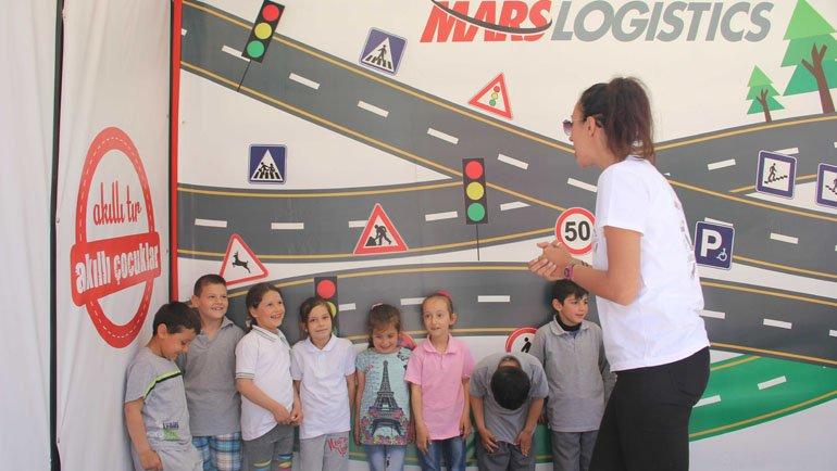 Teknolojinin Son Olanaklarıyla Temel Trafik Eğitimi