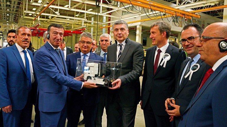 Mercedes-Benz Türk'ten yeni AR-GE Merkezi