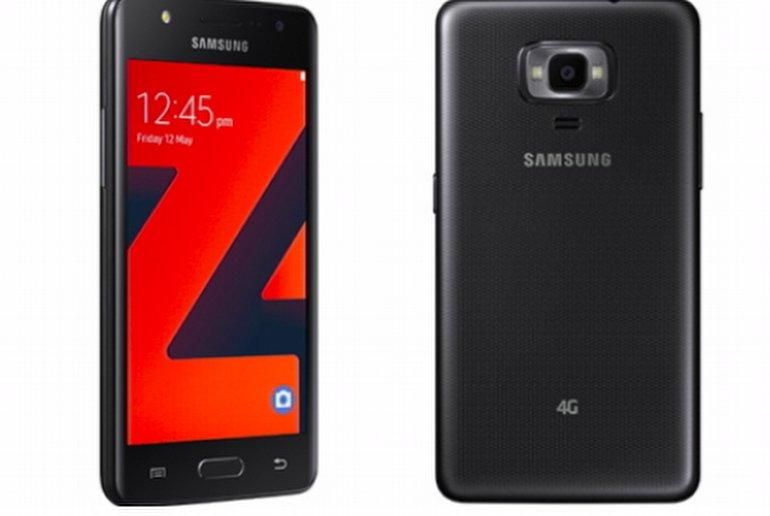Samsung, Tizen'li Yeni Z4'ü Tanıttı!