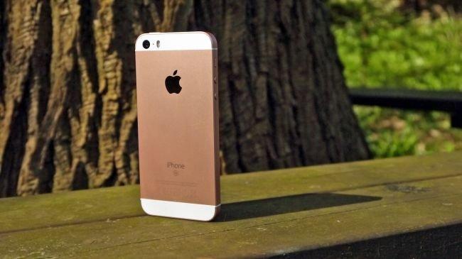 2. iPhone SE