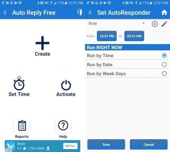 Android'de Mesajlara Nasıl Otomatik Yanıt Verilir?