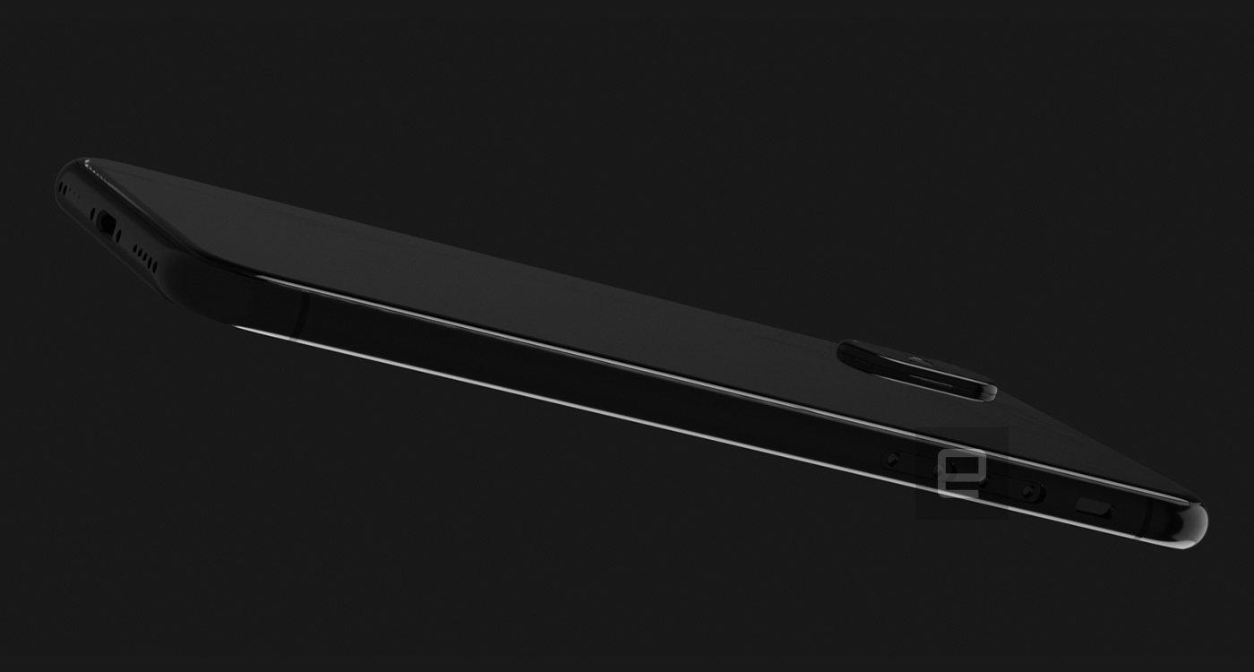 Cam Arka Yüzlü iPhone 8 Çizimleri Sızdı!