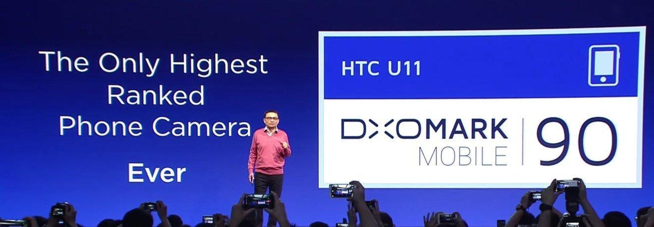 HTC U 11 Artık Gerçek! İşte Özellikleri!