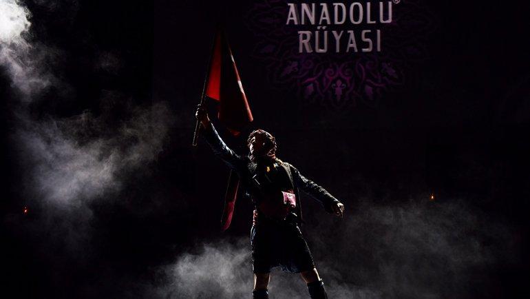 """""""Anadolu Rüyası"""" Kaybolan İzler Sahneye Taşındı"""