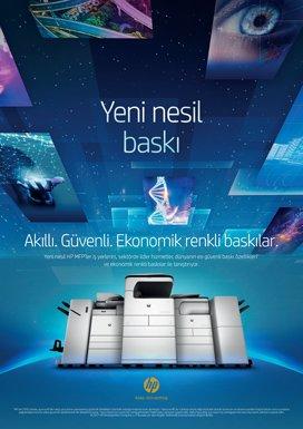 HP Türkiye, Yeni Nesil A3 Baskı Portföyünü Tanıttı
