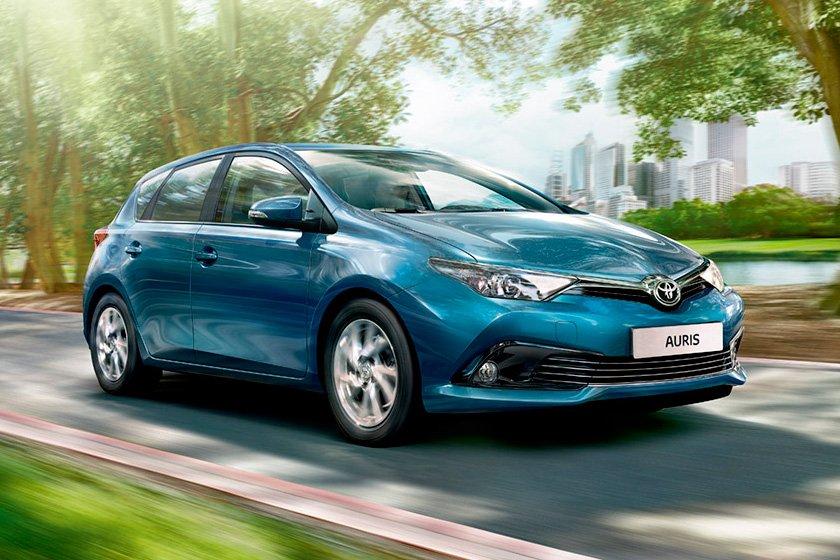 Toyota ile test sürüşüne hazır mısınız?