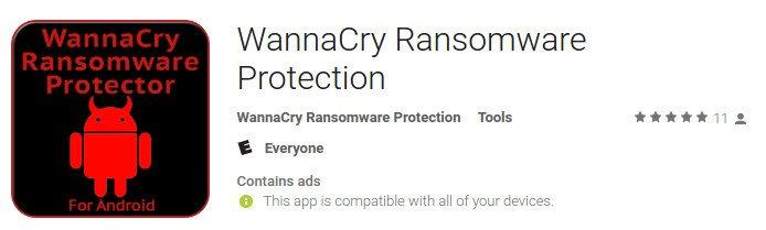 Sahte Teknik Servisler WannaCry'ı Kullanıyor