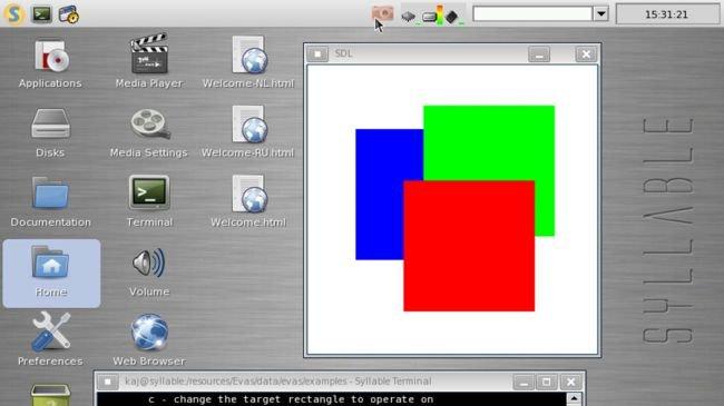 4. Syllable Desktop