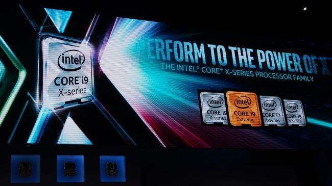 Intel, 18 Çekirdekli Skylake X Core i9'u Tanıttı!