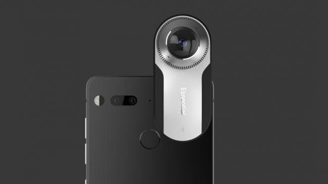 Essential Phone Tanıtıldı, İşte Özellikleri!