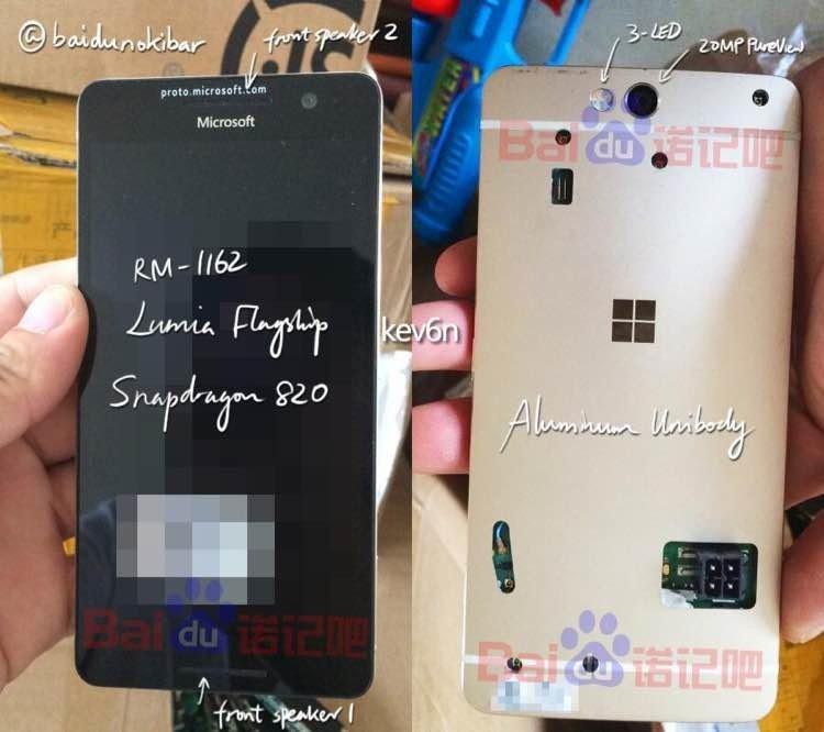 İptal Edilen Windows 10 Mobile Cihazı Sızdı!