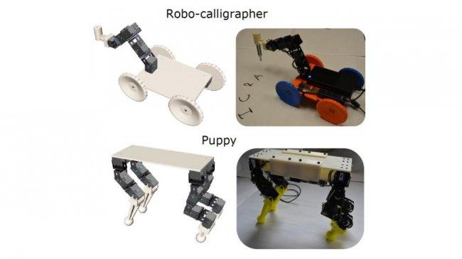 Bu Araçla Herkes Robot Tasarlayabilecek!