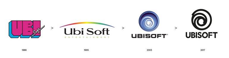 Ubisoft, bir kez daha logosunu değiştirdi...
