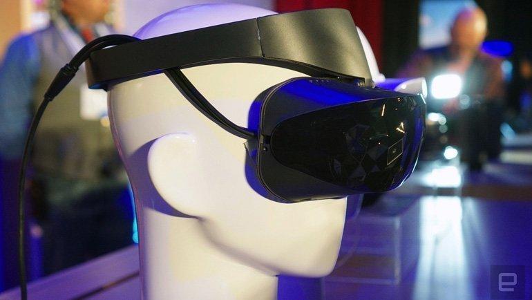 İşte Yeni Microsoft Windows VR Gözlükleri!