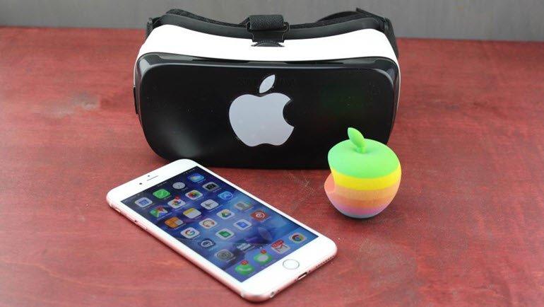 Apple'ın iPhone 8, AR Planları ve Fazlası Sızdı!