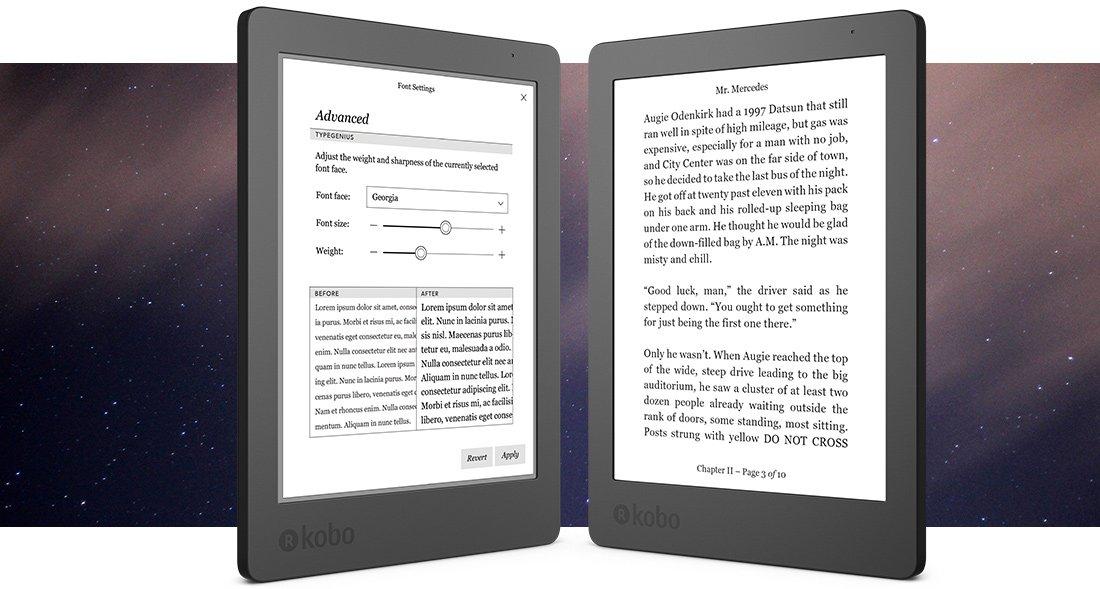 Kobo Aura ile Babanıza Binlerce e-Kitap Hediye Edin!