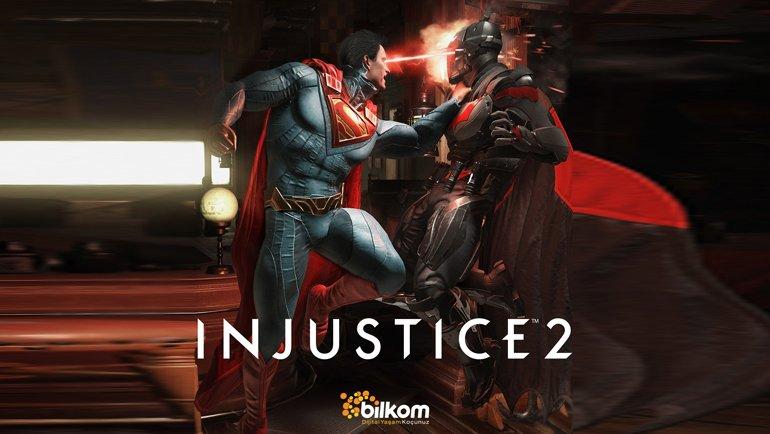 DC Karakterleri, Injustice 2'de Daha Güçlü
