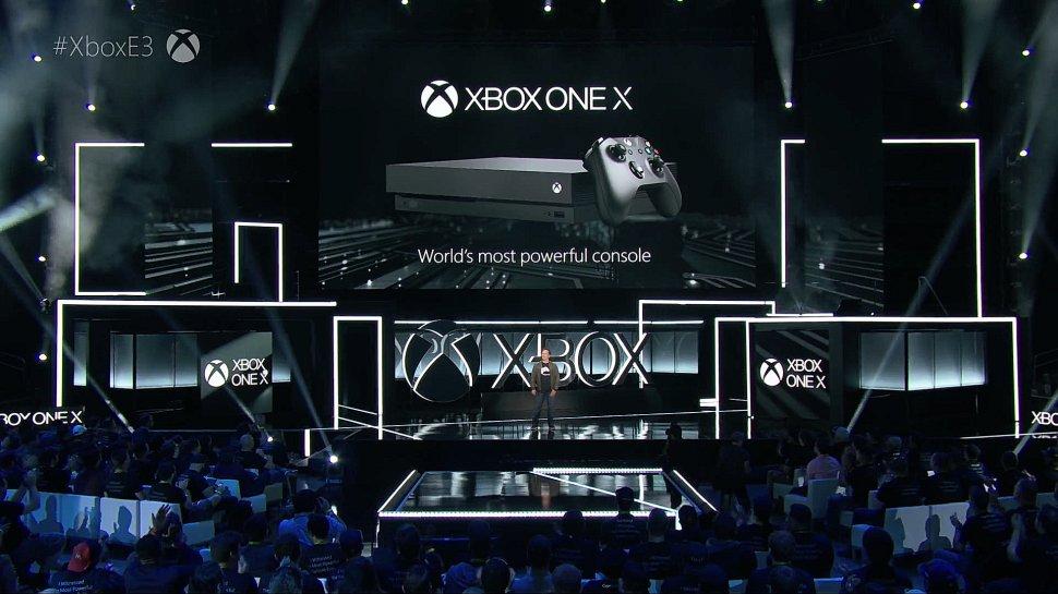 Xbox One X Artık Gerçek! İşte Özellikleri...