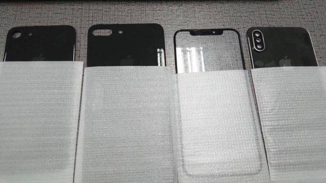 iPhone 8'in Yeni Tasarımı Yeni Sızıntıda Göründü!