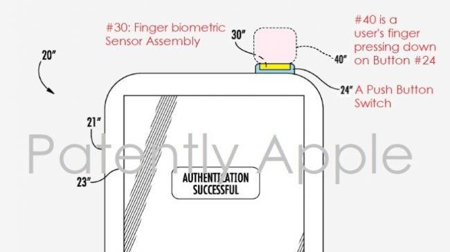 iPhone 8'in Parmak İzi Sensörü Burada Olabilir!