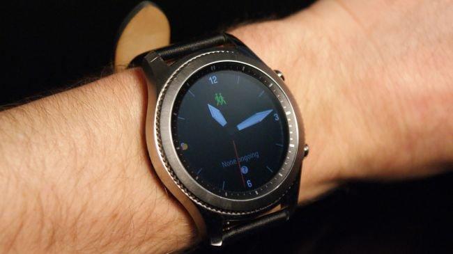 2. Samsung Gear S3
