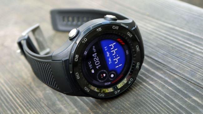 6. Huawei Watch 2