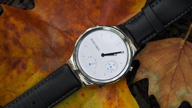 9. Huawei Watch