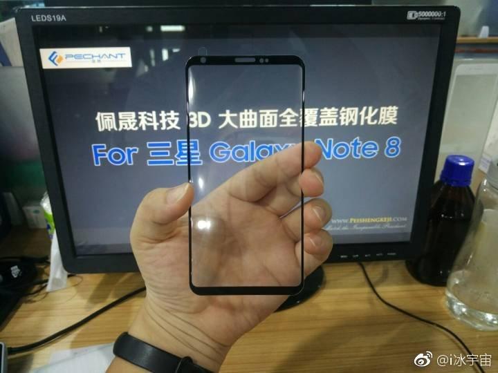 Galaxy Note 8, Genişletilmiş Bir Galaxy S8 Olacak!