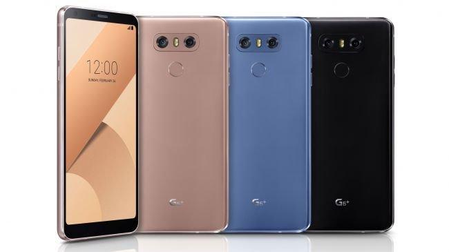 LG G6 Plus Tanıtıldı: Özellikleri ve Fazlası...