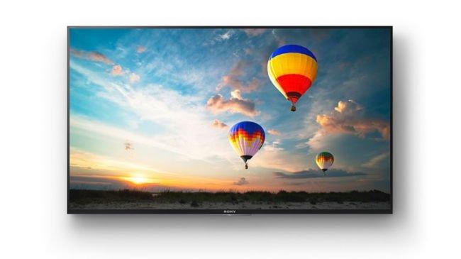 Sony, X Serisi 4K HDR Akıllı TV'lerini Genişletiyor