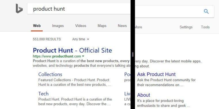Microsoft, Bing'i Google Search'e mi Benzetecek?
