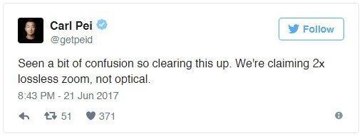 OnePlus 5, Aslında Bu Özelliğe Sahip Değilmiş!
