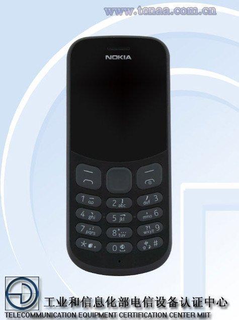 Nokia Yeni Tuşlu Bir Telefon Geliştiriyor