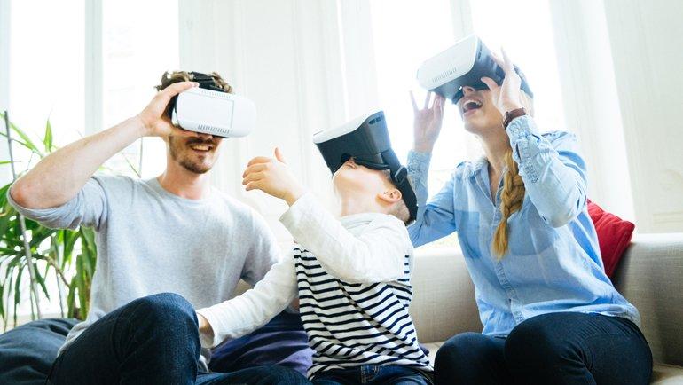 Sanal gerçeklik deneyimi 3 platformda hayat buluyor