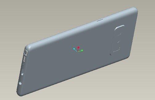 Samsung, Note 8'in Parmak İzi Sorununu Çözdü