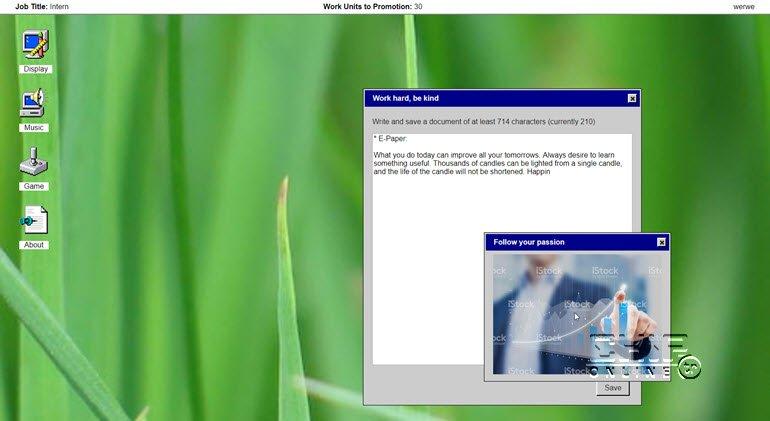 Bu Oyunla Windows 95 Anılarınızı Canlandırın!