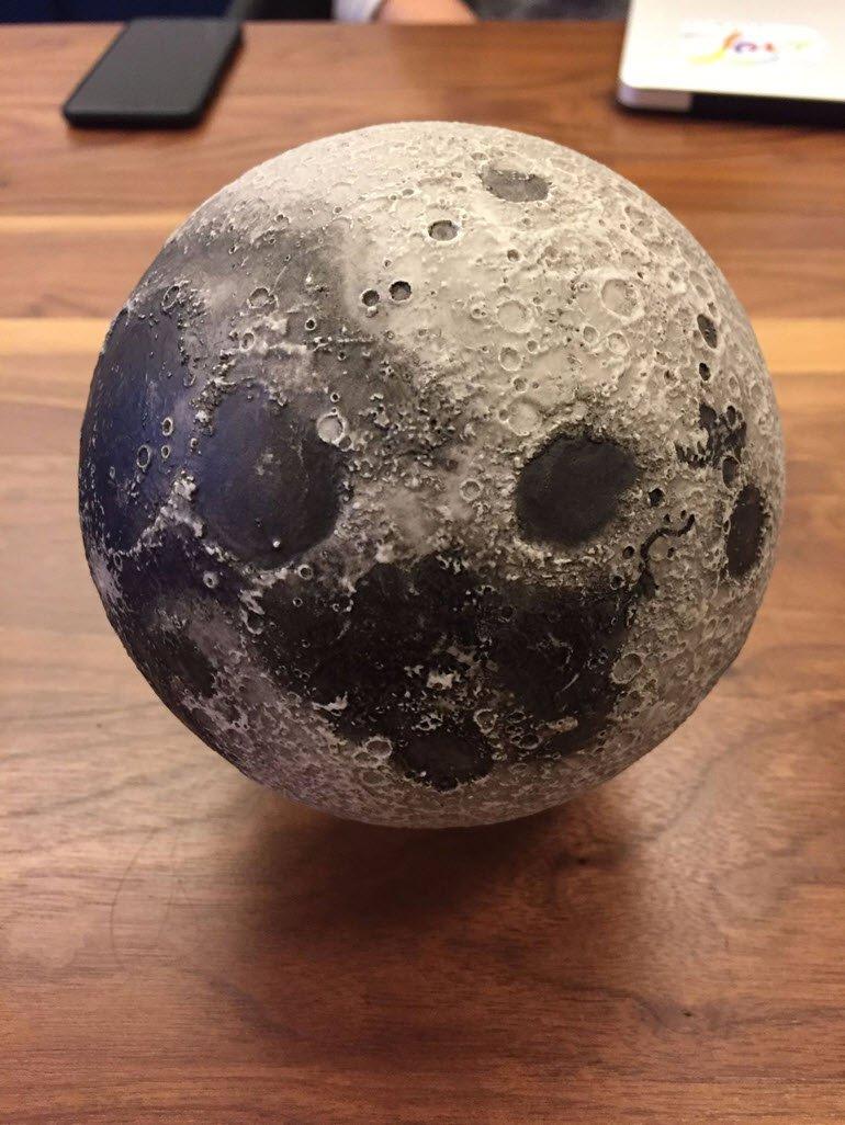 Ay'ın Üzerinde Uçmak, Bu Model Sayesinde Mümkün!