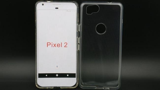 Sızan Google Pixel 2 Kılıflarından İlginç İpuçları!