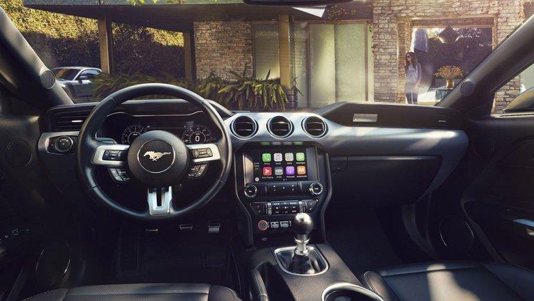 2018 Ford Mustang GT Resmi Olarak Tanıtıldı!
