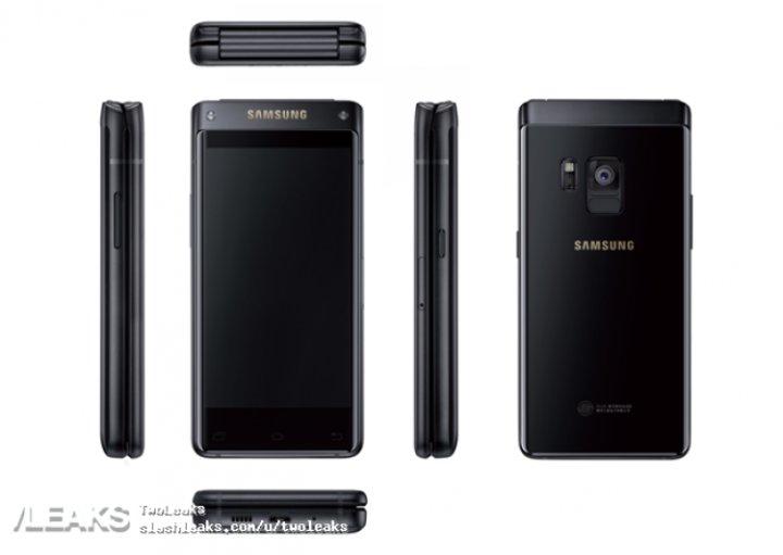 Samsung'dan Bir Kapaklı Android Daha Geliyor!