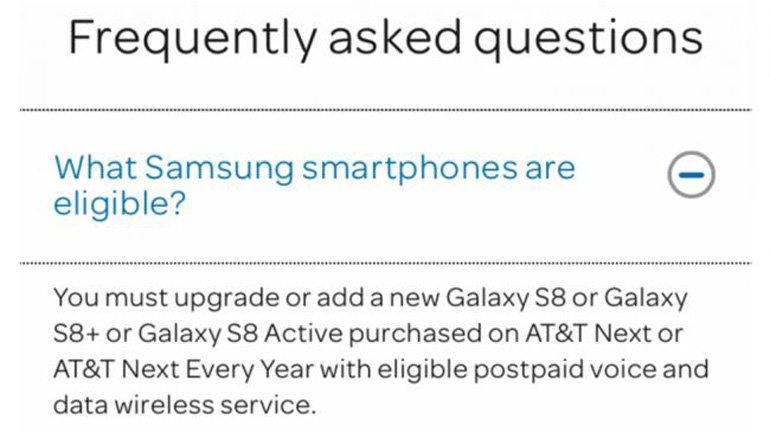 Galaxy S8 Active Bu Defa Operatörden Sızdı