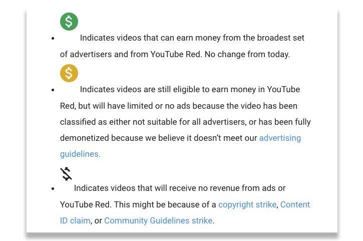 YouTube, Para Kazanma Sistemini Açıkladı!