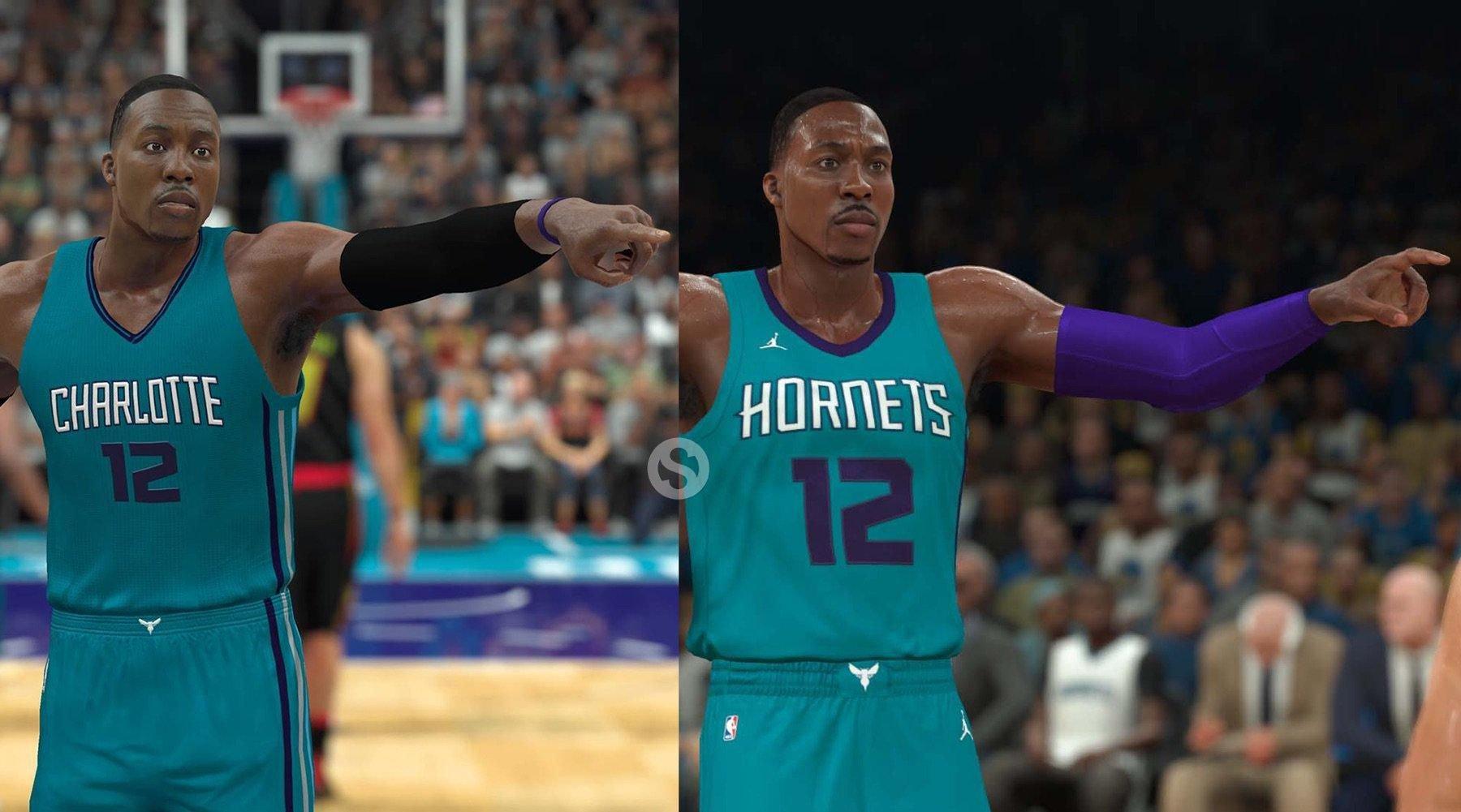 NBA 2K18'den Büyüleyici Görüntüler!