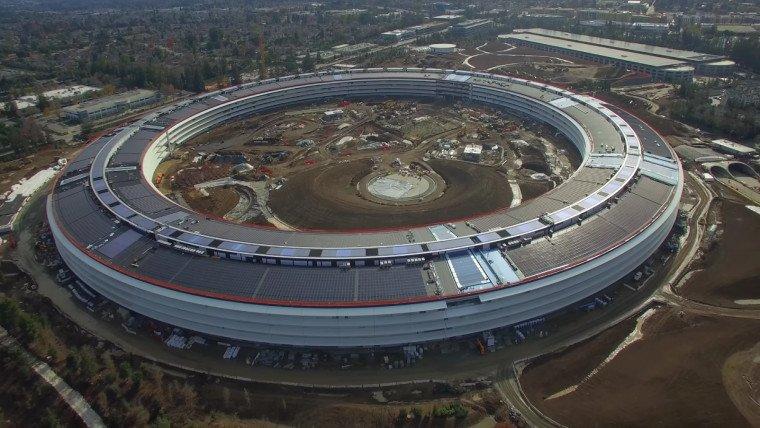 Apple Çalışanlarına Yüksek Masalar Alıyor