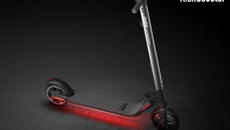 İşte Segway'in IFA 2017'de Tanıtacağı E-Scooterlar!