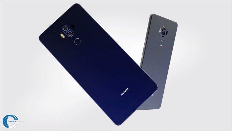 İşte Huawei Mate 10 Videosu... Telefon İddialı Geliyor!