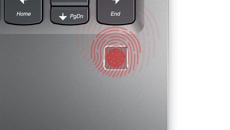 Tek şifreniz parmak iziniz