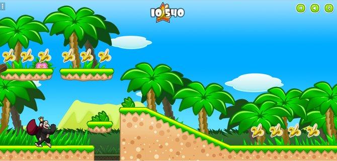 4. Jungle Run