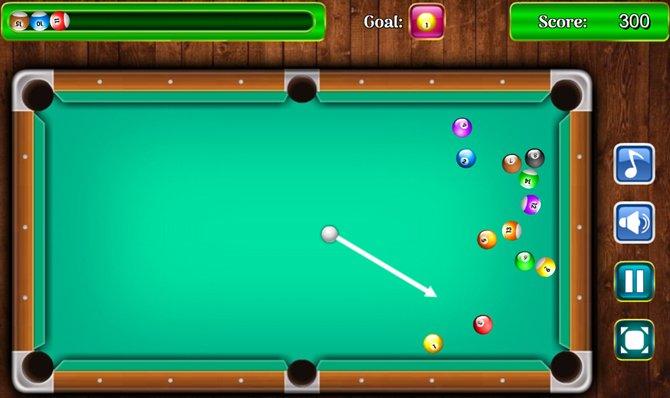 5. Pool Billiard