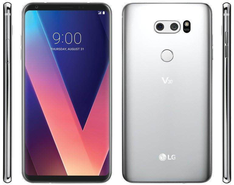 LG V30, Yeni Sızıntıda Her Açıdan Göründü!